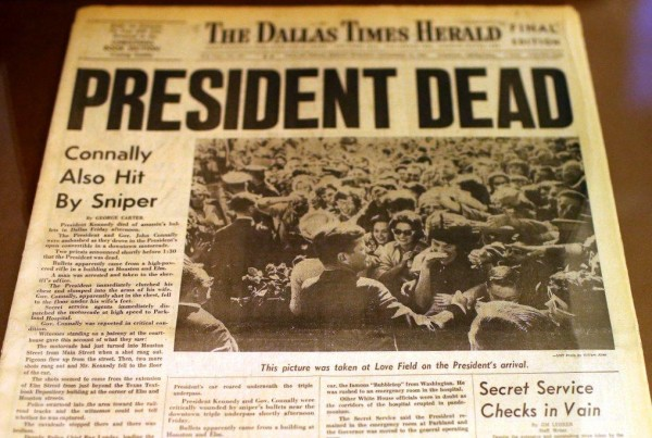 Inside Parkland Hospital & Aboard Air Force One the Day JFK Was Killed