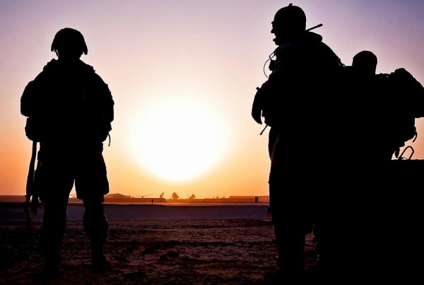 Listen: Texas Veterans on ISIS and the Future of Iraq
