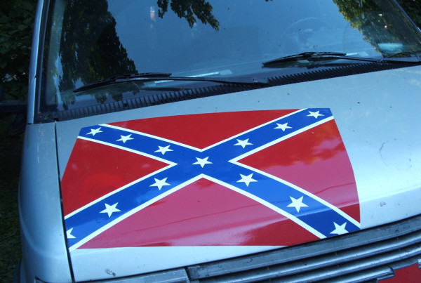 Confederate License Plates: Free Speech or State Sponsored Racism?