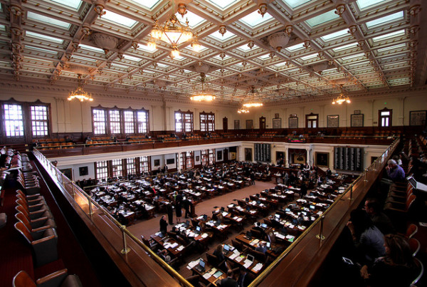 Here's A Preview Of Education Issues Texas Lawmakers Could Tackle This Session