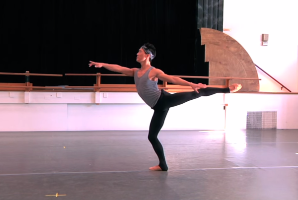 "Houston Ballet Dancer Competes on ""So You Think You Can Dance"""