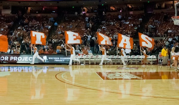 UT Basketball Is Headed to China