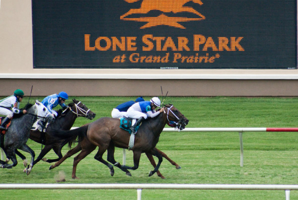 Why Texas Horse Racers Could Lose State Funding By March