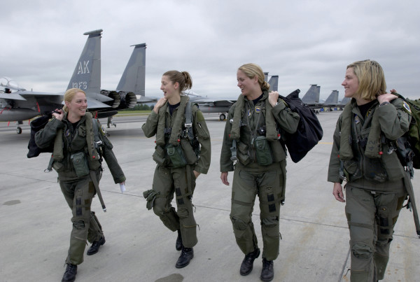 How Far Away is America from Including Women in the Selective Service?