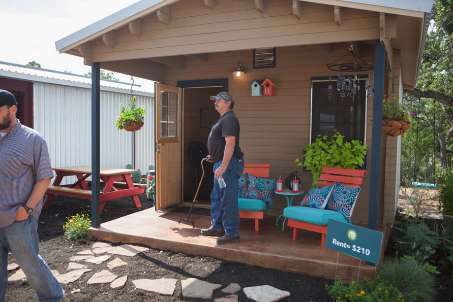 Fighting Homelessness in Austin One Tiny House at a Time Texas
