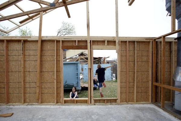 Rebuilding A Life: After Tornado Crushes Rental House, Uninsured Family Starts From Scratch
