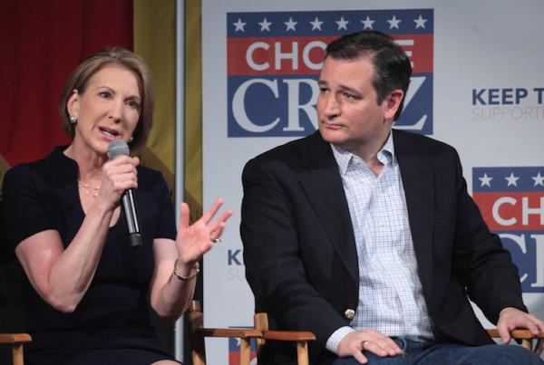 What's Behind Cruz Making Fiorina His Running Mate?