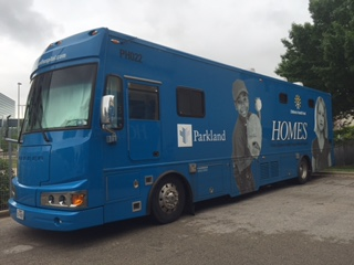 Health Clinics On Wheels Reach The Neediest In Dallas