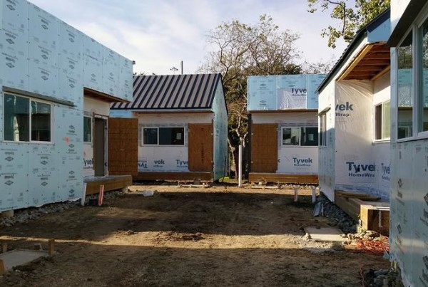 50 Tiny Homes Help The Homeless And Could Save Taxpayers Lots Of Money, Supporters Say