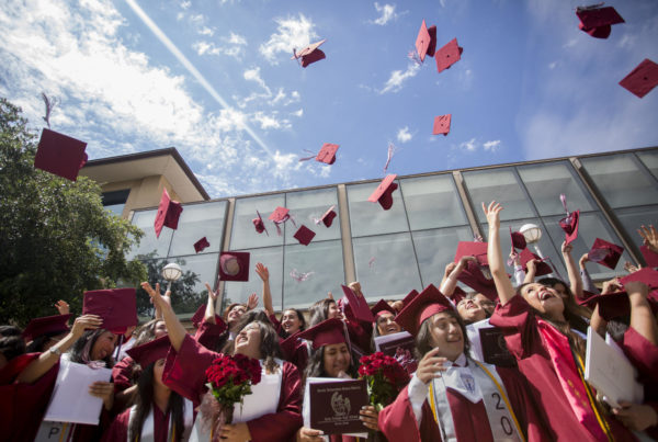 On the Border, Early College High Schools Are a Solution for First-Generation Students