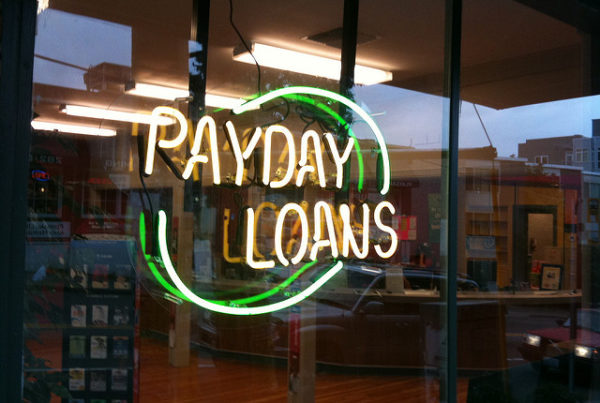 Why the Catholic Church is Speaking Out Against Payday Lending