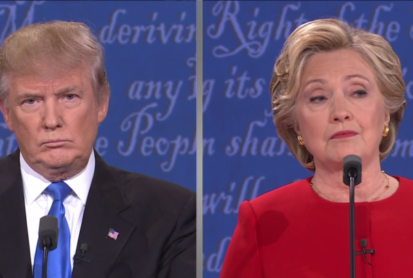 How Did Last Night's Debate Play Out Around Texas?