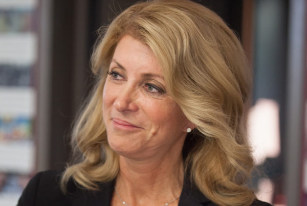 After the Election: Wendy Davis on Midterms, Education and the Rural-Urban Divide