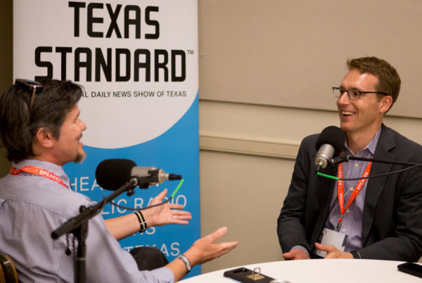David Fahrenthold Says Some Texas Leaders Embrace Donald Trump's Brand Of  'Trolling As Politics'