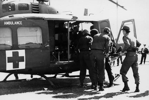 Modern EMS Practices Have Their Roots in Vietnam Medical Rescues