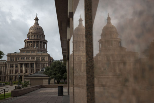 Are Panhandle Republicans Bucking The Texas GOP?