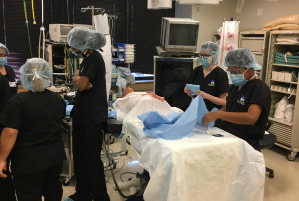 As Surgical Tech Booms, Community Colleges Train Students To Keep Up With Changing Field