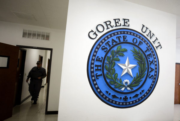Texas Has A High Turnover Rate For Prison Guards. Here's Why.