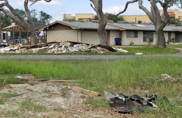 Texas Coastal Bend Residents Continue To Rebuild After Hurriance Harvey
