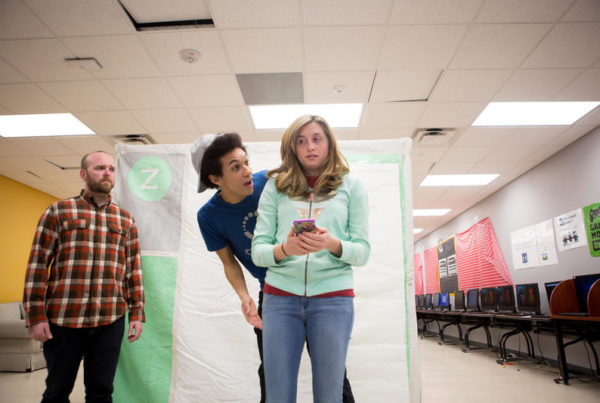 A Lesson In Improv: Actors Teach Students How To Deal With Harassment And Bullying