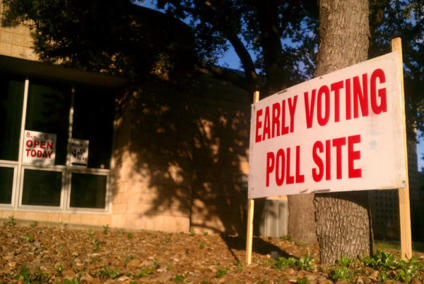 2018 Elections: What You Need To Know Before Early Voting