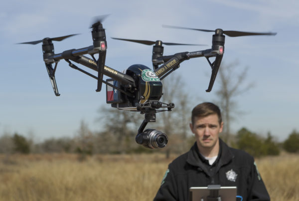 News Roundup: State Agency Adds A Drone To Its Search And Rescue Arsenal