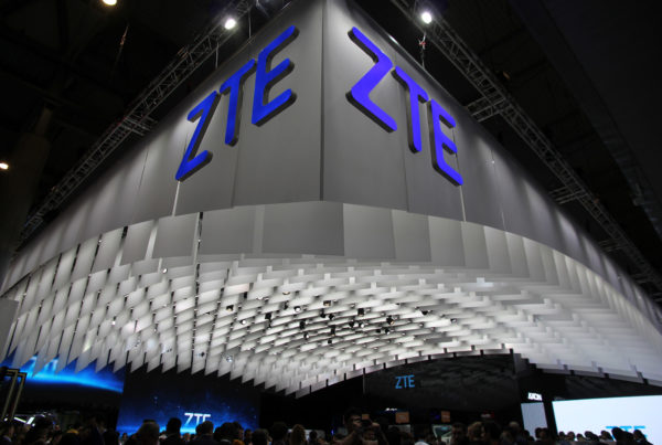 Congress And Donald Trump Are Still At Odds Over ZTE Sanctions