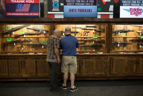 Can A 'Red Flag' Gun Law Fly In A Red State?