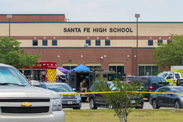 News Roundup: Santa Fe Students Return To School, And More Secure Campuses
