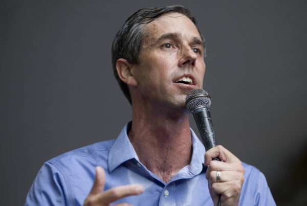 Will Record Fundraising And Star Power Be Enough To Give Beto O'Rourke The Win?