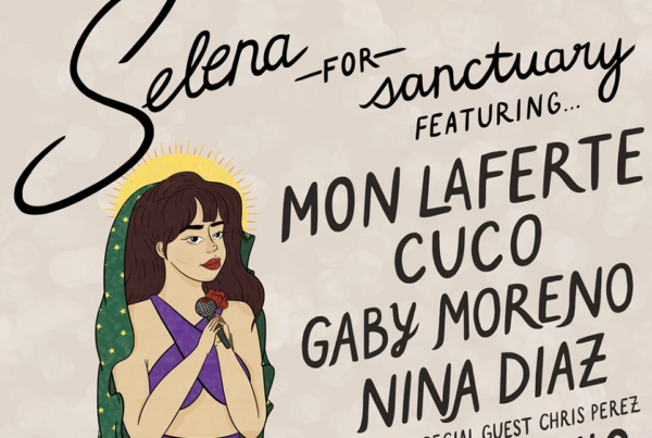 News Roundup: 'Selena For Sanctuary' Concert In New York Draws Texas Musicians