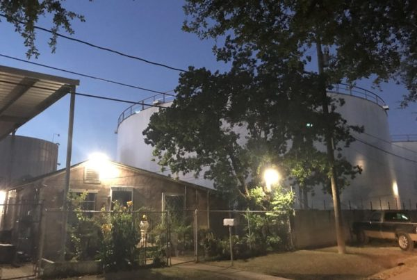 Along Ship Channel, Houston's Manchester Neighborhood Grapples With Poor Air Quality