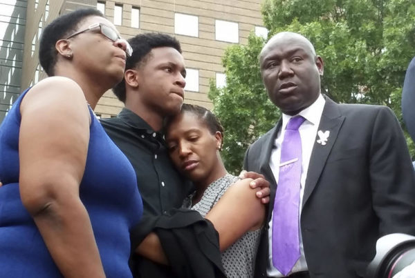 'Such An Inspiration': Friends, Family, Faith Leaders Remember Botham Jean