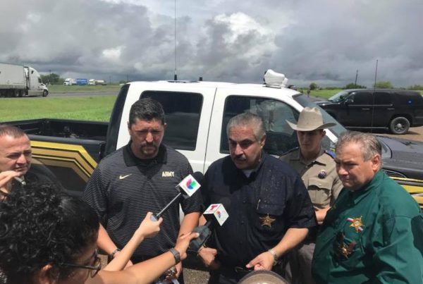 Border Patrol Agent Suspected In Texas Serial Murder Case