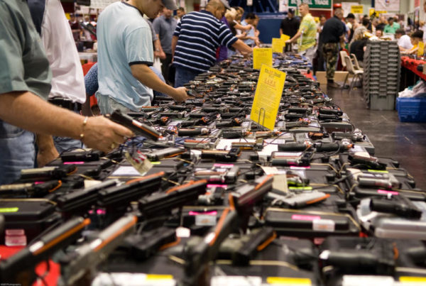 Texas Lawmaker Looks To Close 'Lie And Try' Gun Sale Loophole