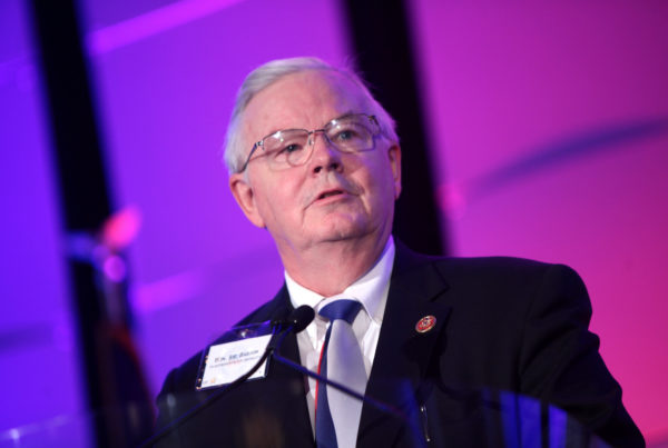 Retiring Congressman Joe Barton Says He Is Back On The Job Market