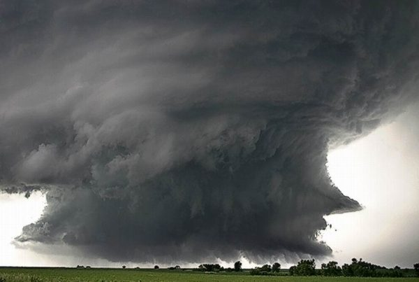 Where Do Tornadoes Get Their Start? Maybe It's Not All About The Funnel Cloud.