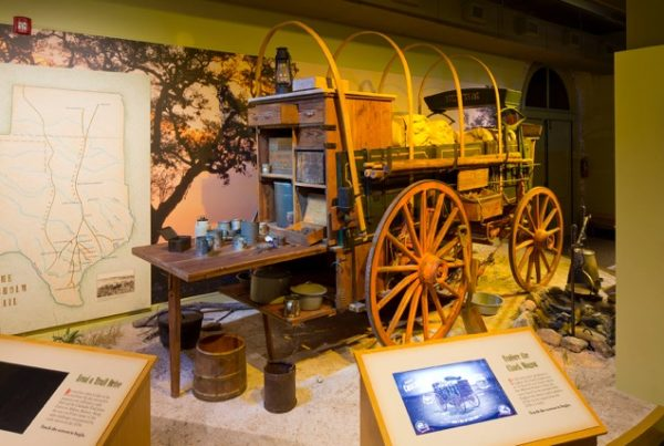 Texas Museums And Historic Attractions Offer Updated Exhibits