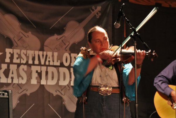 Country, Tejano And Other Styles United At The Festival Of Texas Fiddling