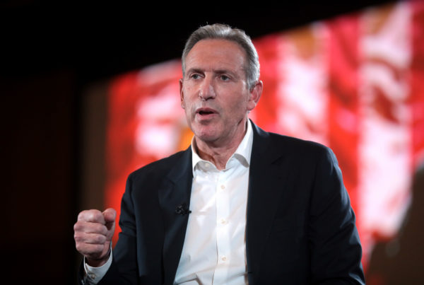 Could Howard Schultz Be The Next Ross Perot?