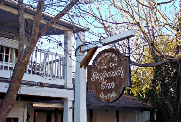 A Trip To Salado Should Start With A Stay At Its Historic Stagecoach Inn