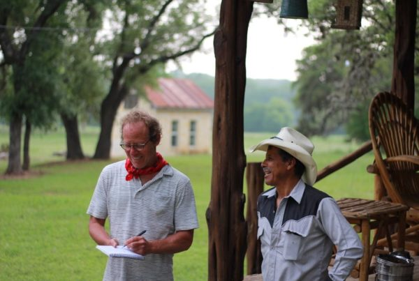 Author Tony Horwitz Explored Modern Texas Through The Eyes Of A 19th Century Visitor