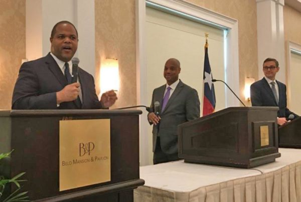 Dallas Mayor Runoff: What's The Difference Between Scott Griggs And Eric Johnson?