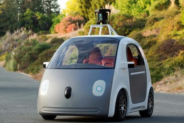 Use a Self-Driving Car With No Wheel? Google Bets You Will