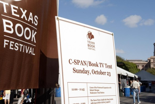 Here Are 12 Interviews With 2014 Texas Book Festival Authors