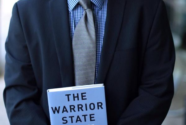 Author T.V. Paul Talks About 'The Warrior State: Pakistan in the Contemporary World'