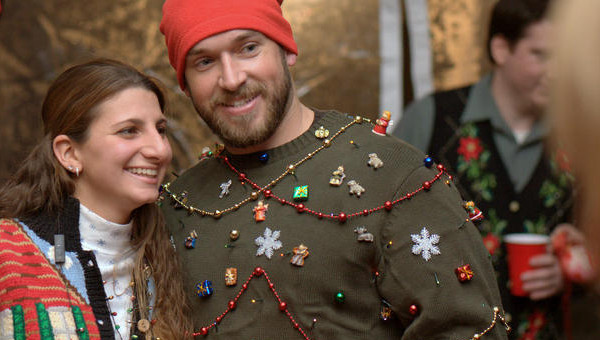 Is The Ugly Christmas Sweater Bubble About To Burst?