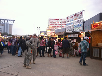 Is It Possible To Find Healthy Food At The Houston Rodeo?