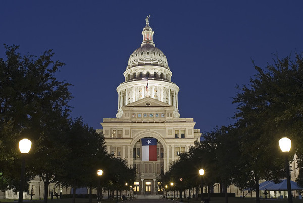 The End of the 84th: Sine Die Weekend at the Texas Capitol