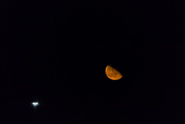 Shining A Light On Austin's Moon Towers